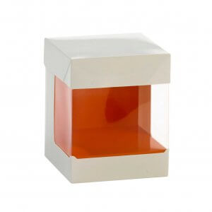 Display cube wit